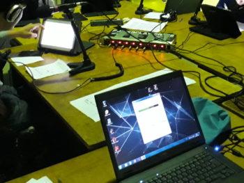 Webradio en direct du forum de l'orientation à Chartrexpo