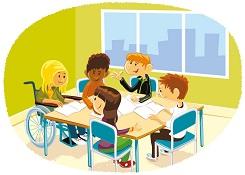 L'école inclusive vue par la classe de 2nde GA