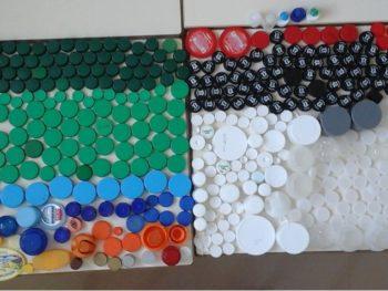 Collecte de bouchons au lycée Elsa Triolet