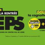 Yep's – Opération spéciale Rentrée : 20 € supplémentaires dans votre cagnotte Culture