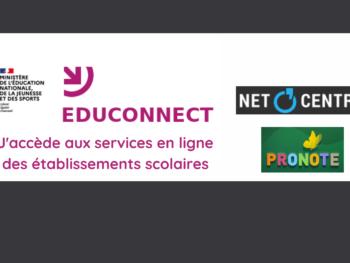 EduConnect : activez votre compte !